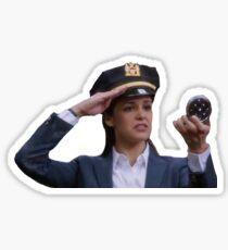 Brooklyn Nine Nine- Amy Santiago  Sticker