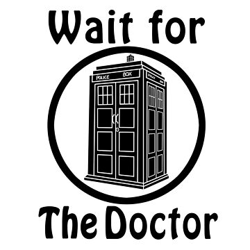 The Doctor - white by Trannes