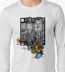 tribute to Laurel&Hardy Long Sleeve T-Shirt