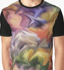 Color abstract background Graphic T-Shirt