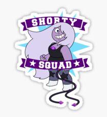 Shorty Squad Sticker