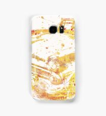 Cadillac Colorful Samsung Galaxy Case/Skin