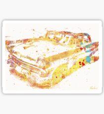 Cadillac Colorful Sticker