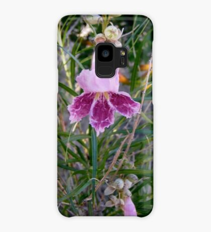 Pink Flowers Case/Skin for Samsung Galaxy