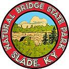 Natural Bridge State Park Slade Kentucky KY by MyHandmadeSigns