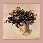 My Pretty Flower Hat by CarolM