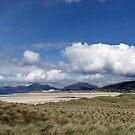 Ein windiger Tag auf der Insel von Harris von BlueMoonRose