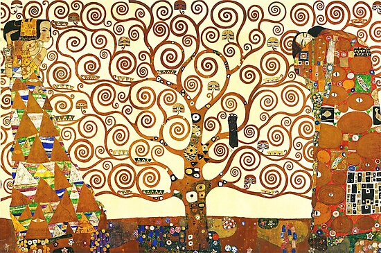 HD The Tree of Life, 1905 by Gustav Klimt - HIGH DEFINITION by mindthecherry
