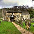St Gregory's Minster - North Yorkshire by Trevor Kersley