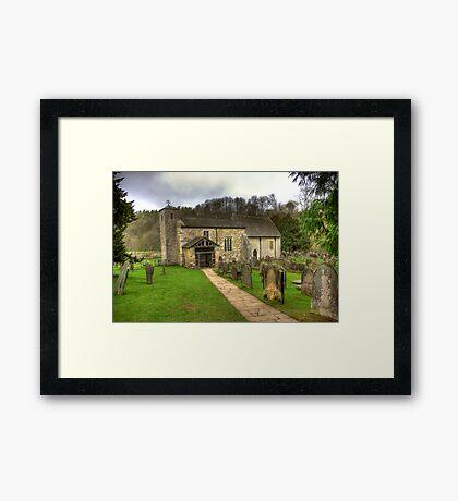 St Gregory's Minster - North Yorkshire Framed Print