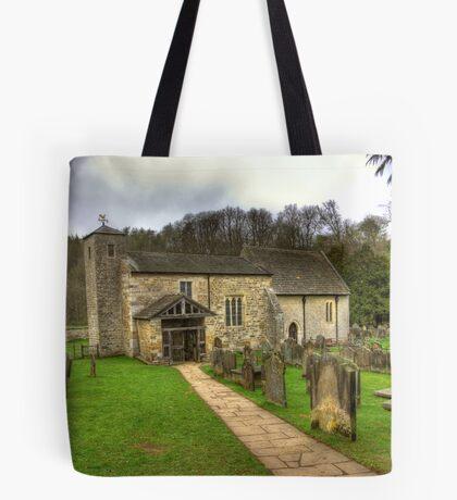 St Gregory's Minster - North Yorkshire Tote Bag