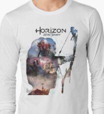 Camiseta de manga larga Horizonte