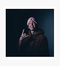 LIL XAN Photographic Print