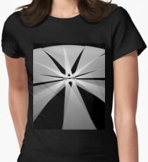 Compass Women's Fitted T-Shirt