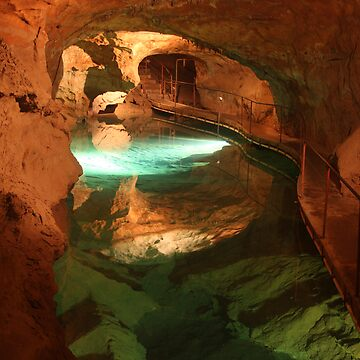 River Cave at Jenolan Caves NSW Australia by ouraussietown