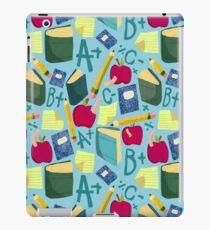 Teaching Pattern #1 Blues  iPad Case/Skin