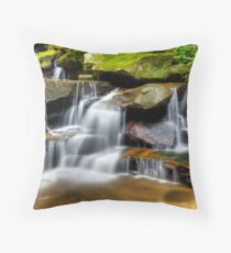 Somersby Falls  Throw Pillow