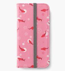 Sakura Shark iPhone Wallet/Case/Skin