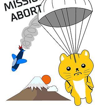 Spy Cat Mission Abort by davidjo
