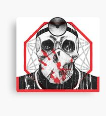 Dr. Octagon Canvas Print