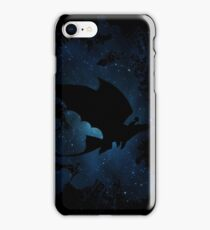 How to train your dragon - Toothless and Hiccup night iPhone Case/Skin