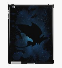 How to train your dragon - Toothless and Hiccup night iPad Case/Skin