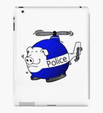"""""""Flying Pig"""" By The Charg3R iPad Case/Skin"""