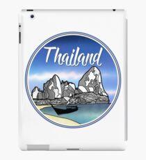 Railay Beach Thailand iPad Case/Skin