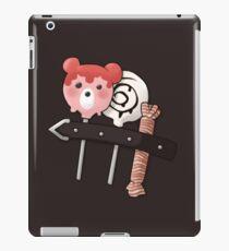 Need a sweet fix, Bubbles? iPad Case/Skin