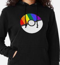 Pokemon 'Prideball' LGBT Pokeball Shirt/Hoodie/etc Lightweight Hoodie