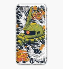 Zaku  iPhone Case/Skin