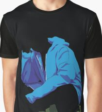 IT'S NOT WHO YOU THINK!! Graphic T-Shirt