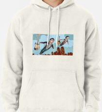 Flight Of The Conchords - Flying Pullover Hoodie