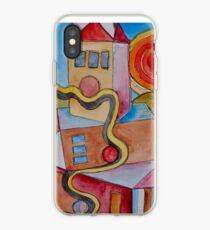 My City iPhone Case