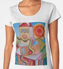 My City Women's Premium T-Shirt