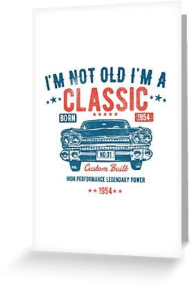 65th Birthday Funny Distressed Design