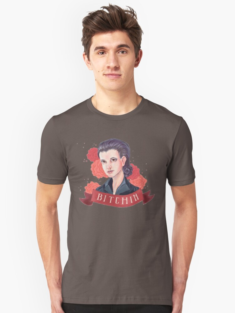 Stranger Things - Eleven Unisex T-Shirt Front