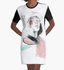 COLLABORATION ELENA GARNU/JAVI CODINA Vestido camiseta