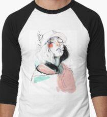 COLLABORATION ELENA GARNU / JAVI CODINA Men's Baseball ¾ T-Shirt