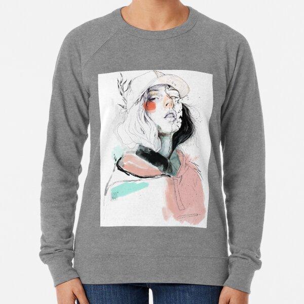 COLLABORATION ELENA GARNU / JAVI CODINA Lightweight Sweatshirt