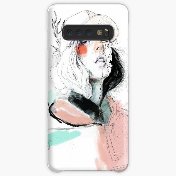 COLLABORATION ELENA GARNU / JAVI CODINA Samsung Galaxy Snap Case