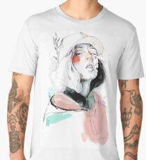 COLLABORATION ELENA GARNU / JAVI CODINA Men's Premium T-Shirt