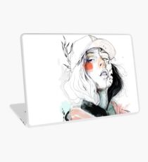 COLLABORATION ELENA GARNU / JAVI CODINA Laptop Skin