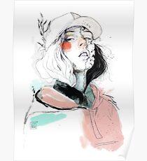 COLLABORATION ELENA GARNU / JAVI CODINA Poster