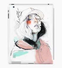 COLLABORATION ELENA GARNU / JAVI CODINA iPad Case/Skin