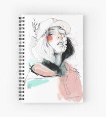 COLLABORATION ELENA GARNU/JAVI CODINA Cuaderno de espiral