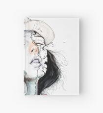 COLLABORATION ELENA GARNU / JAVI CODINA Hardcover Journal