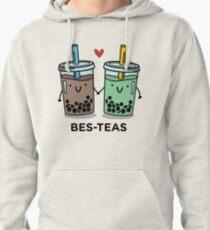 BES-TEAS pun Pullover Hoodie