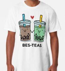 Camiseta larga Juego de palabras BES-TEAS