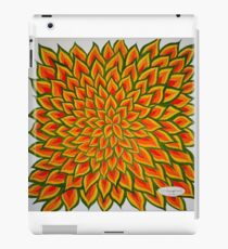 BRIGHT AND BREEZY HOSTA LEAVES iPad Case/Skin